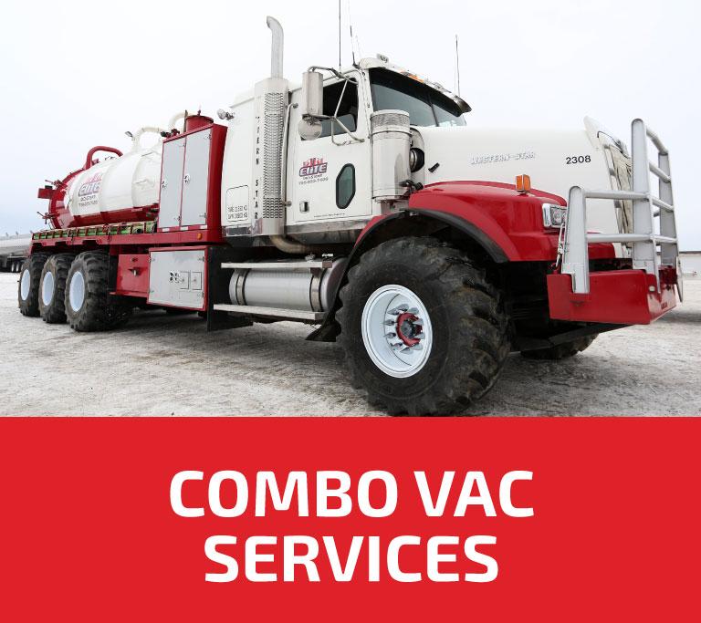 Elite Vac & Steam, Grande Prairie, AB, Combo Vacs