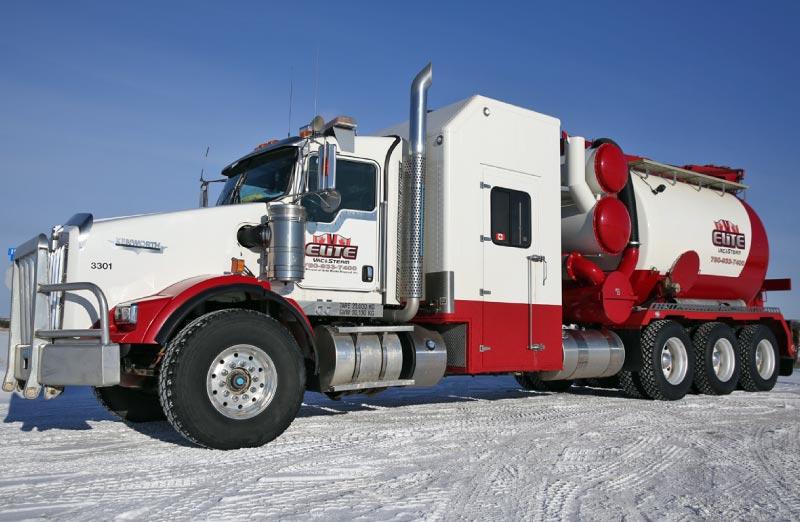 Elite Vac & Steam, Grande Prairie, AB, Hydro Vac