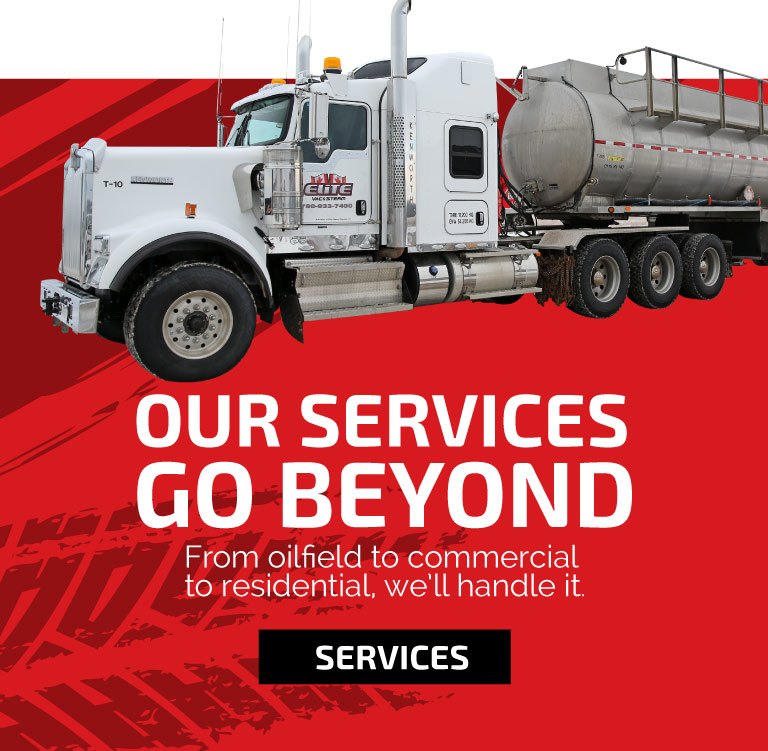 Elite Vac & Steam - Vacuum/Steam and Fluid Hauling Services - Grande Prairie, AB