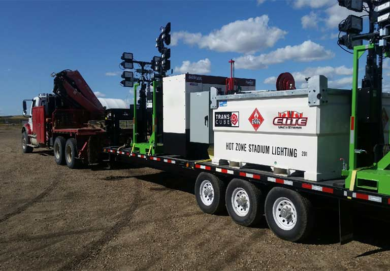 Elite Vac & Steam, Grande Prairie, AB, Power Generation Equipment