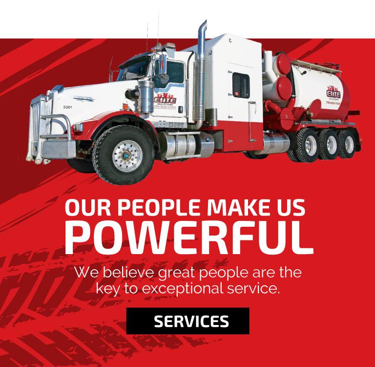 Elite Vac & Steam - Vacuum/Steam and Fluid Hauling Services - Grande Prairie, AB