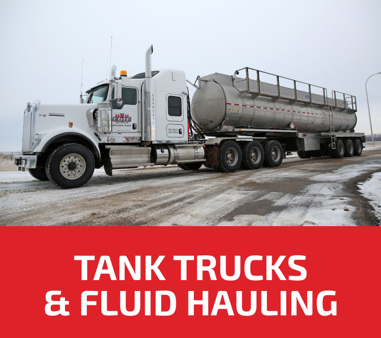 Elite Vac & Steam, Grande Prairie, AB, Tank Trucks and Fluid Hauling