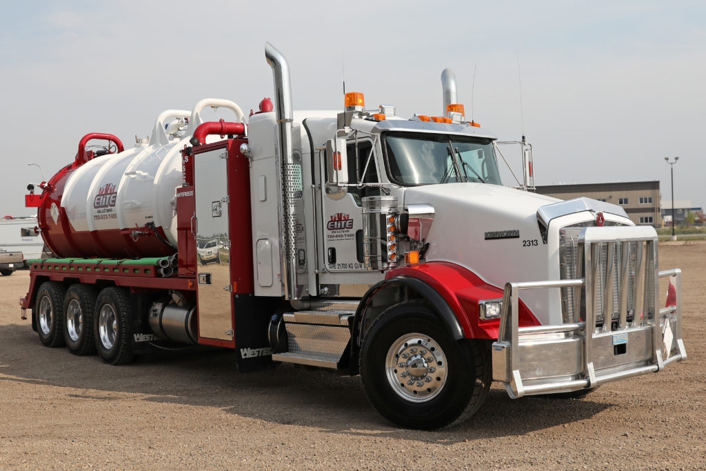 combo vac truck grande prairie